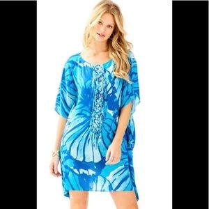 Lilly Pulitzer Lindamarie caftan XS/S